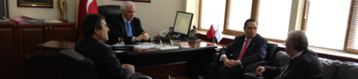 EU Coordinator, Governorship of Kocaeli.